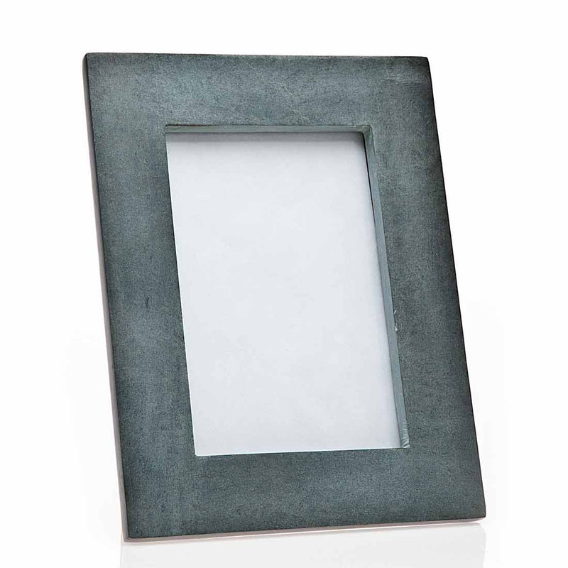 4 X 6 Black Marble Photo Frame