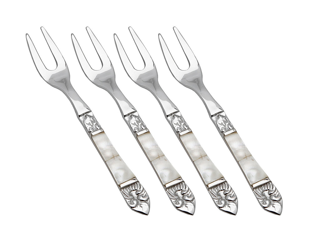 Mother Of Pearl Forks - Set of 4