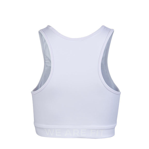 WHITE SQUAD TOP