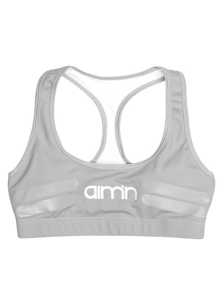 AIM'N Grey tribe crop
