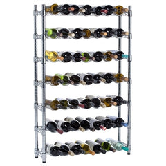 48-96 Bottle Wine Rack