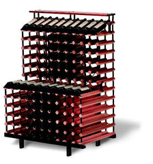 110+ Bottle Wine Rack