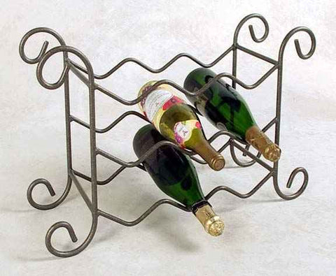 9 BOTTLE WINE RACK - Wine Rack Concepts