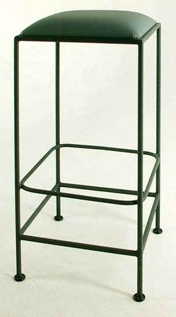 30in. SQUARE BAR STOOL-BACKLESS - Wine Rack Concepts