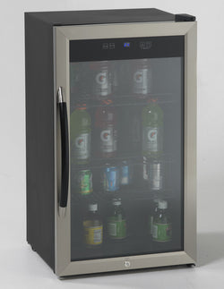 BCA306SS-IS - 3.0 CF Beverage and Wine Cooler - Wine Rack Concepts