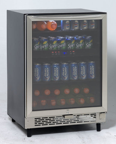 BCA5448-5.1 CF Built-In Wine Fridge - Wine Rack Concepts
