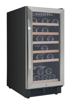 WC3015S3S-30 Bottle Wine Cooler - Wine Rack Concepts