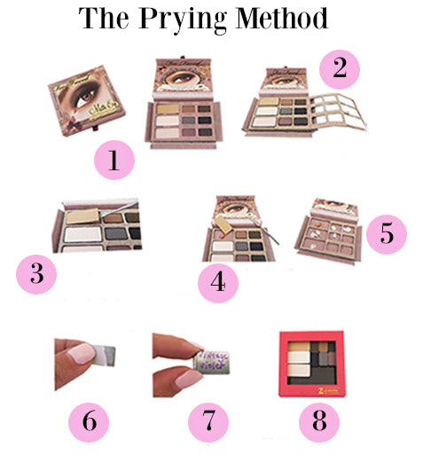 Prying Method