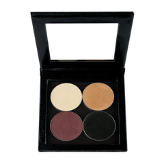 Single Eyeshadows Cheap with Small Black Z Palette