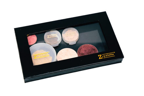 Z Palette Travel Jar Medium Organize Makeup
