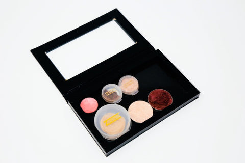 Z Palette Travel Jar Organize Makeup Medium