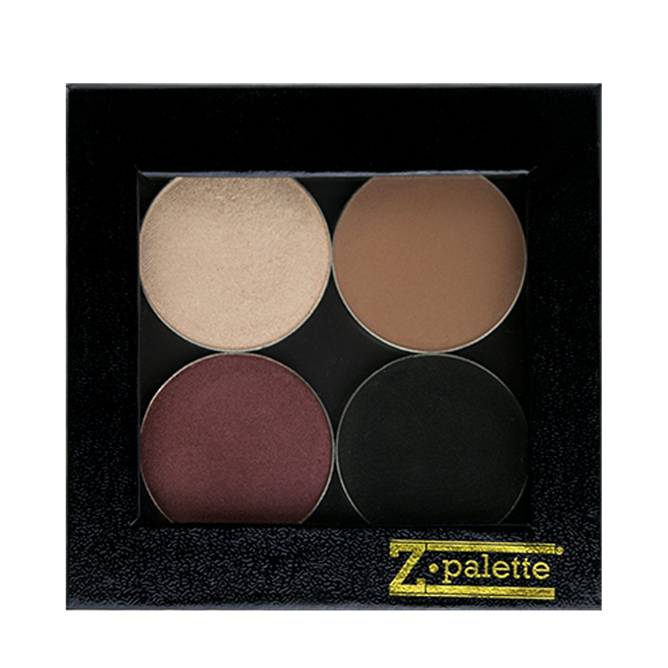 Cheap Eyeshadow Singles with Small Black Z Palette