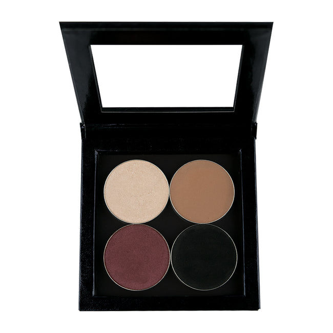 Makeup Palette with Single Eyeshadows for Z Palette