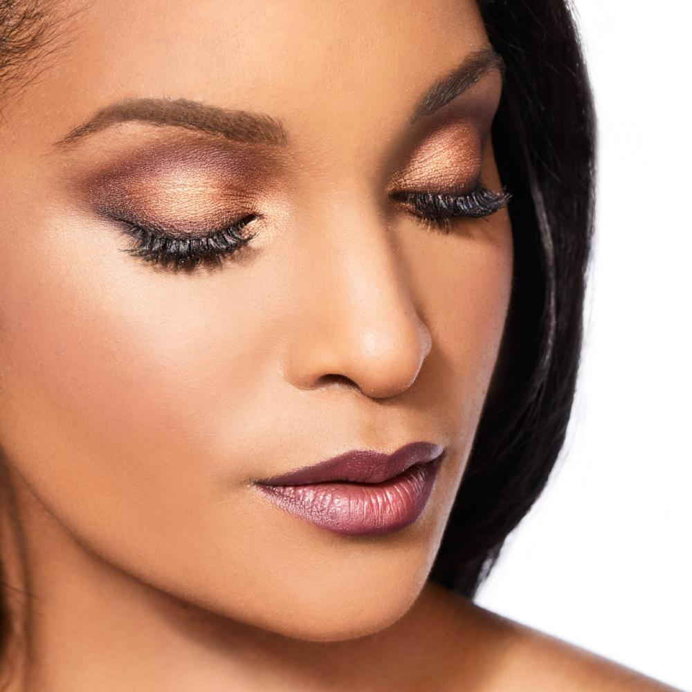 The Best Burgundy Eyeshadow for Brown Eyes