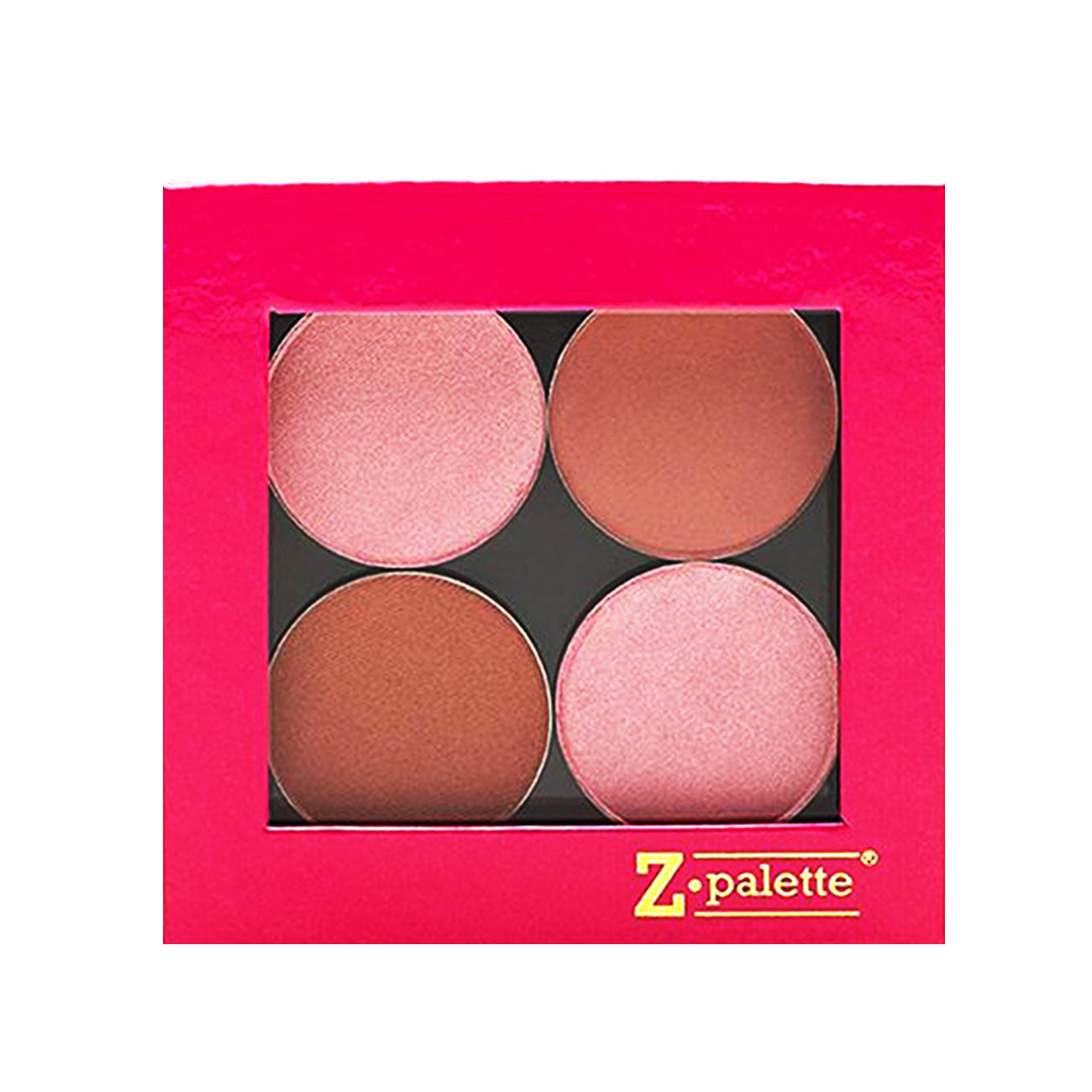 SMALL HOT PINK Z PALETTE