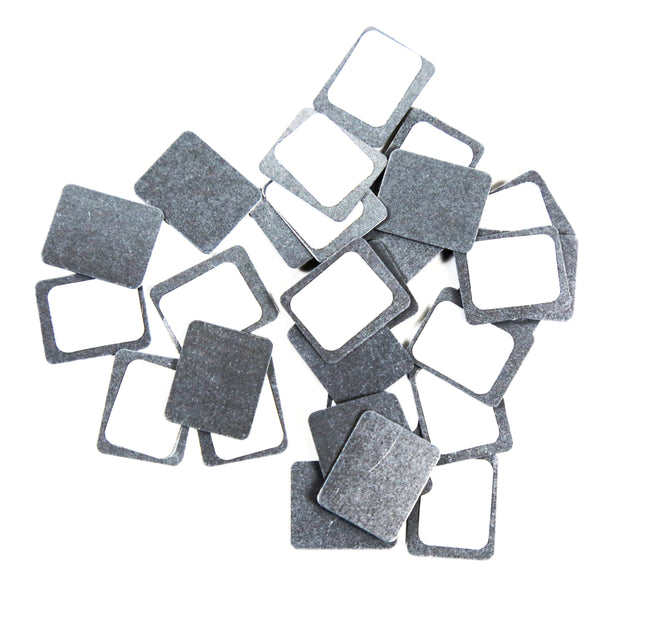 Square Magnetic Stickers for Depotting Eyeshadows Z Palette