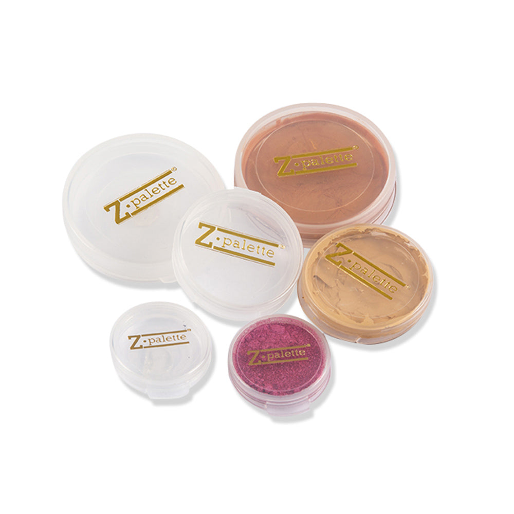 Combo Z Palette Travel Jars - 6 pack
