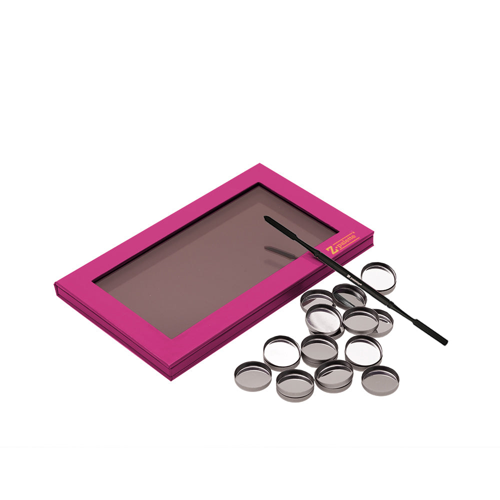 Large Empty Magnetic Makeup Palette