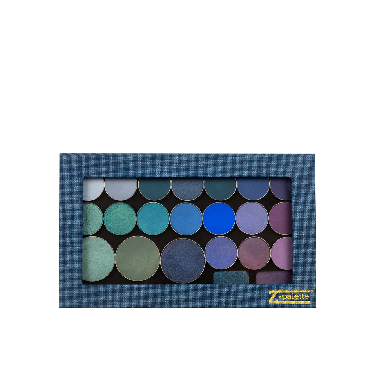 LARGE BLUE JEAN Z PALETTE