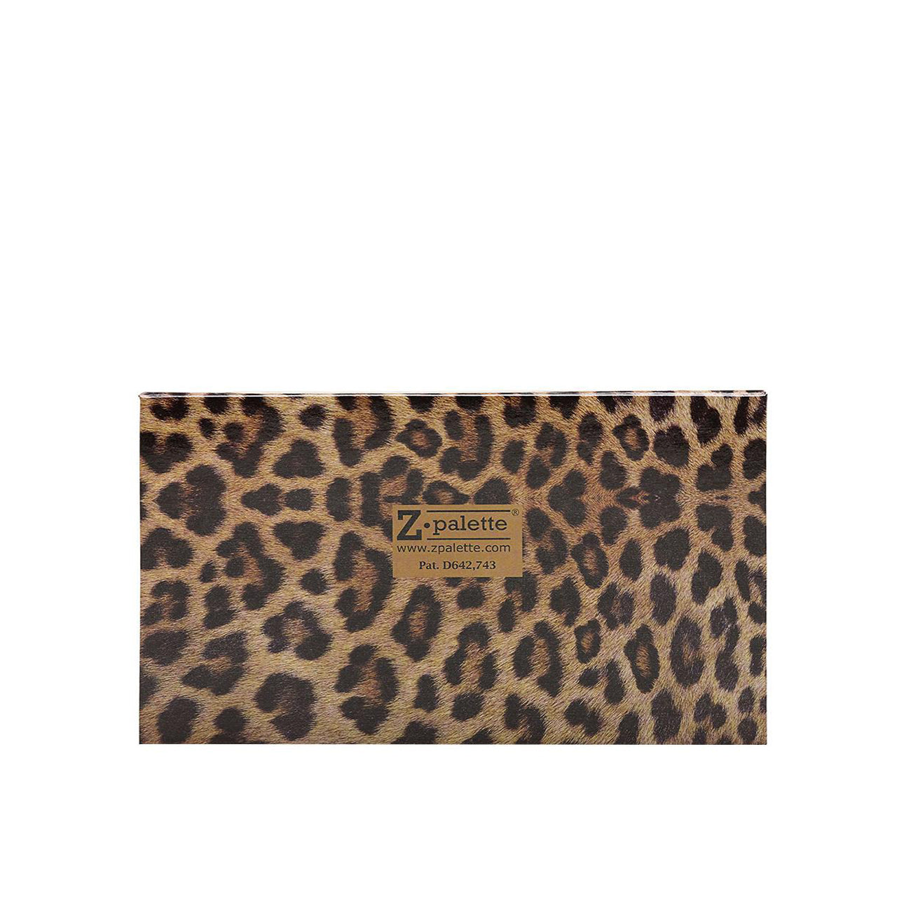 Empty Palette for Eyeshadows Large Leopard Z Palette