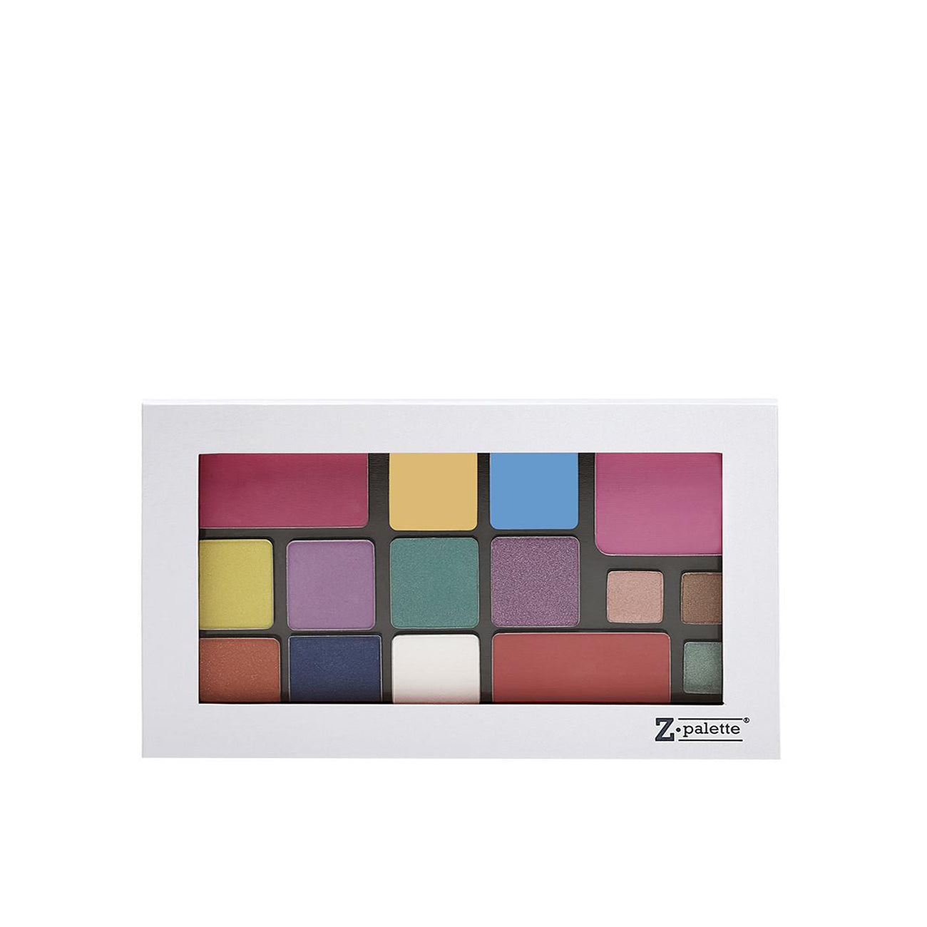 Empty Magnetic Makeup Palette Large Z Palette
