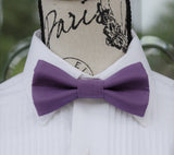 (31-381) Concord/Grape Bow Tie - Mr. Bow Tie
