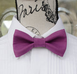 (31-389) Dahlia Bow Tie and/or Suspenders - Mr. Bow Tie