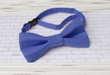 (39-116) Dusk Blue Bow Tie and/or Suspenders - Mr. Bow Tie