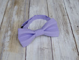 (36-164) Lavender Bow Tie and/or Suspenders - Mr. Bow Tie