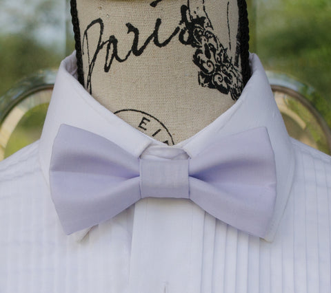 (37-33) Light Lavender Bow Tie - Mr. Bow Tie
