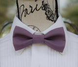 (30-206) Mauve Bow Tie and/or Suspenders - Mr. Bow Tie