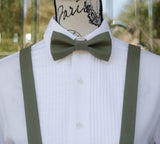 (66-311) Scout Bow Tie and/or Suspenders - Mr. Bow Tie