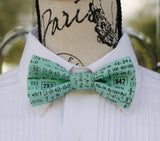 Math Equations Bow Tie - Mr. Bow Tie