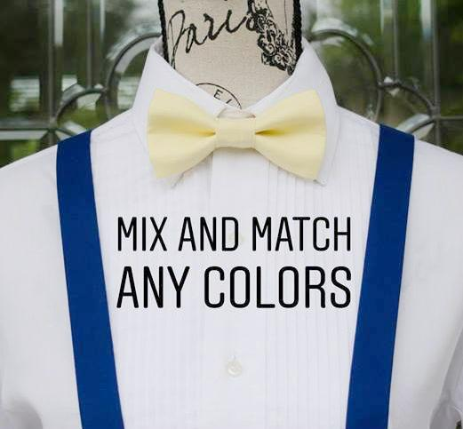 0ea8e5e7ca05 Bow Ties and Suspenders | Weddings, Prom, Formal Wear | Mr. Bow Tie
