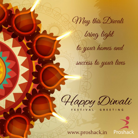 Proshack.in Diwali Wishes