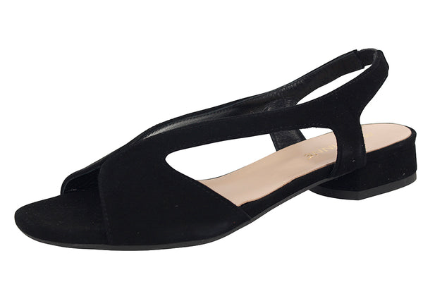 MARGOT - SUEDE BLACK