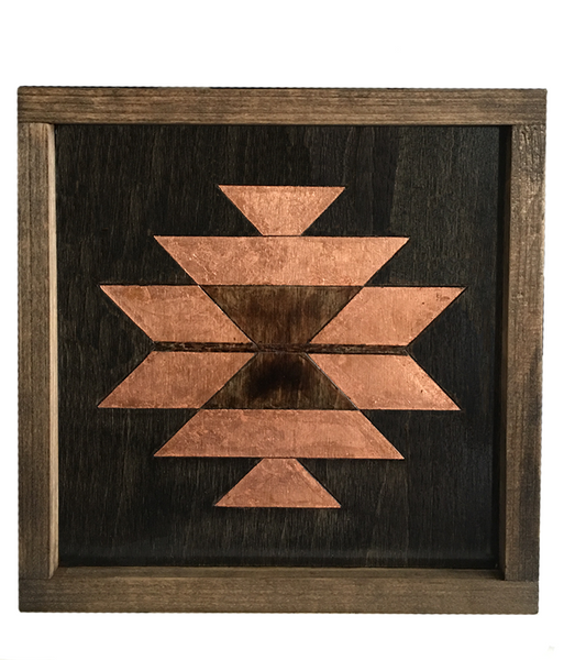 Navajo Copper Wall Decor