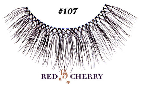 Red Cherry Lashes #107