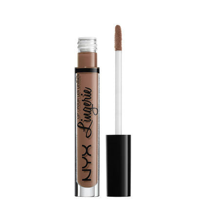 NYX Lip Lingerie - Honeymoon - Grey toned beige