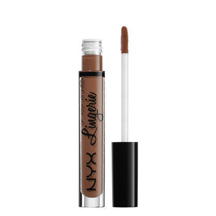 NYX Lip Lingerie - Beauty mark - Chocolate brown