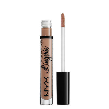 NYX Lip Lingerie - Corset - Toffee nude