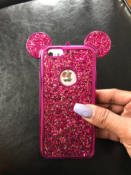 """Blingy Minnie"" iPhone 6 Case"