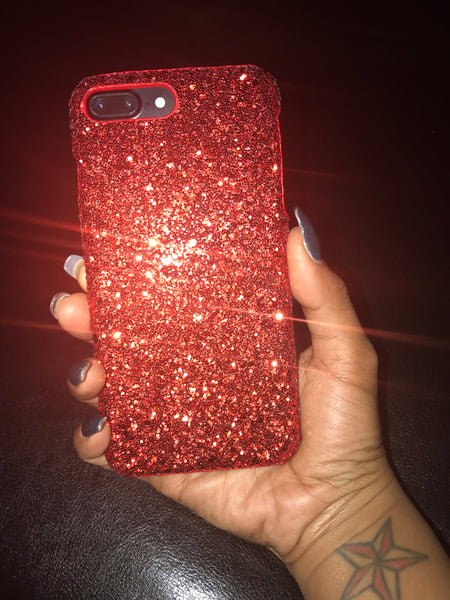 """Glitzy Babe"" iPhone 7+/ 8+ Case"
