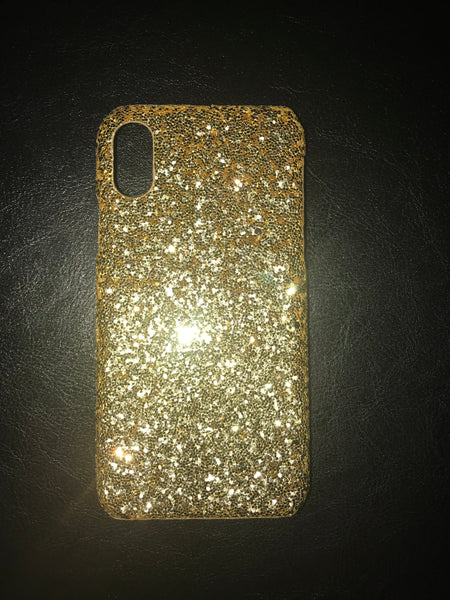 """Glitzy Babe"" iPhone X Case"