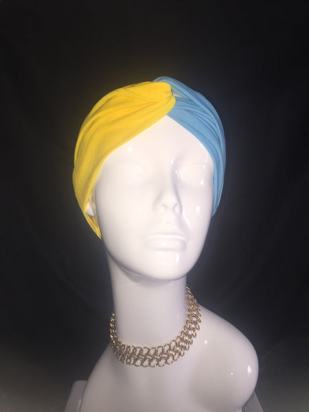 """Twisted"" Headband"