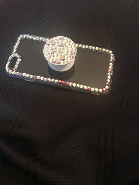 """Whole Lotta Bling"" iPhone 6 Case"