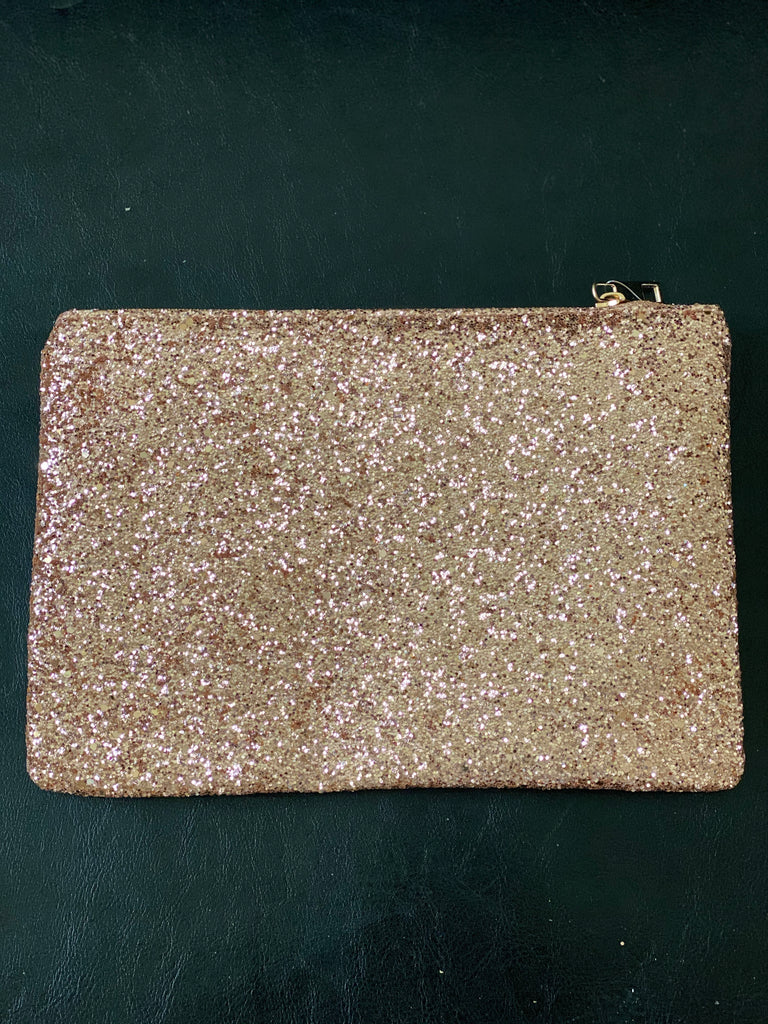 """Sparkle"" Makeup Pouch/Clutch"