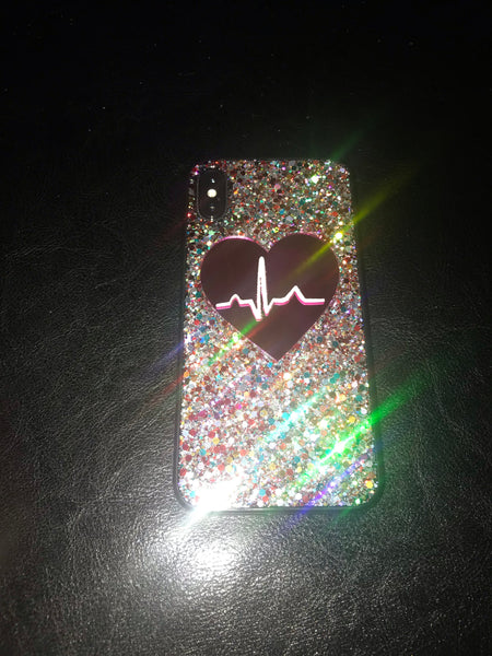 """Loveline"" iPhone X Case"