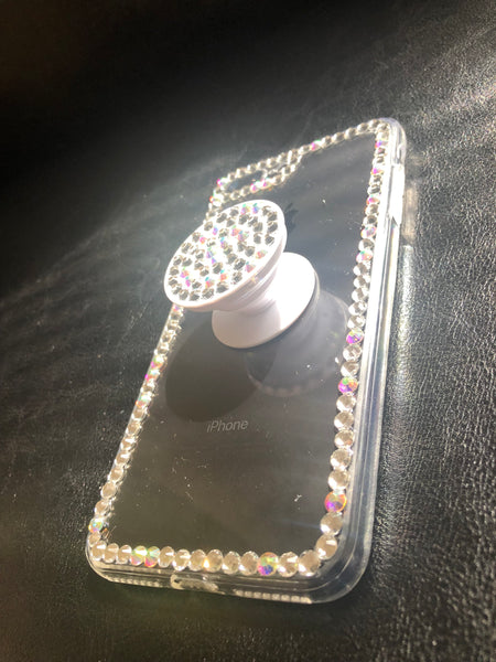 """Whole Lotta Bling"" iPhone 7+/8+ Case"