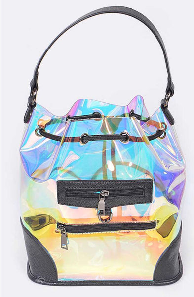 """Reflections"" Bucket Bag"